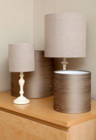 Linen and silk lampshades.jpg
